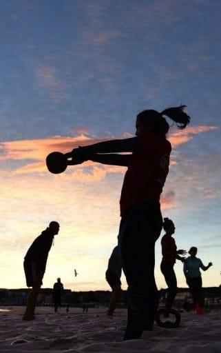 Outdoor Training in Bondi
