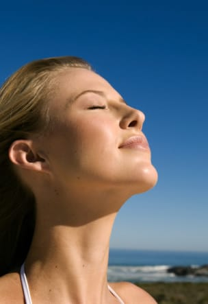 Can You Really Lose Weight with Just Deep Breathing? Photo Credit: thewaytotheway.com