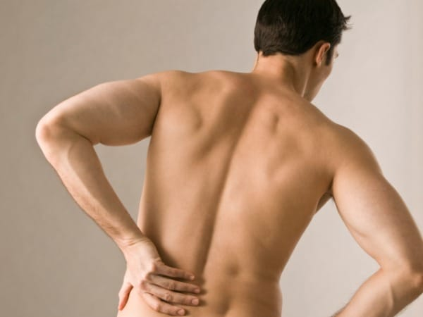 Ease Back Pain with Exercise Photo Credit: healthmeup.com