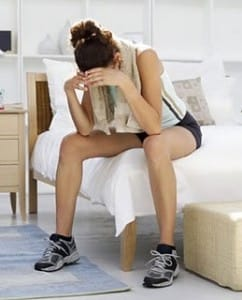 Is Exercise Good for Those Who are Sick? Photo Credit: veganbodyrevolution.com