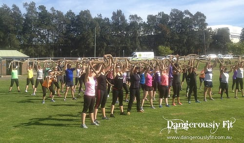 Join Dangerously Fit Boot Camps for a Great Workout Experience