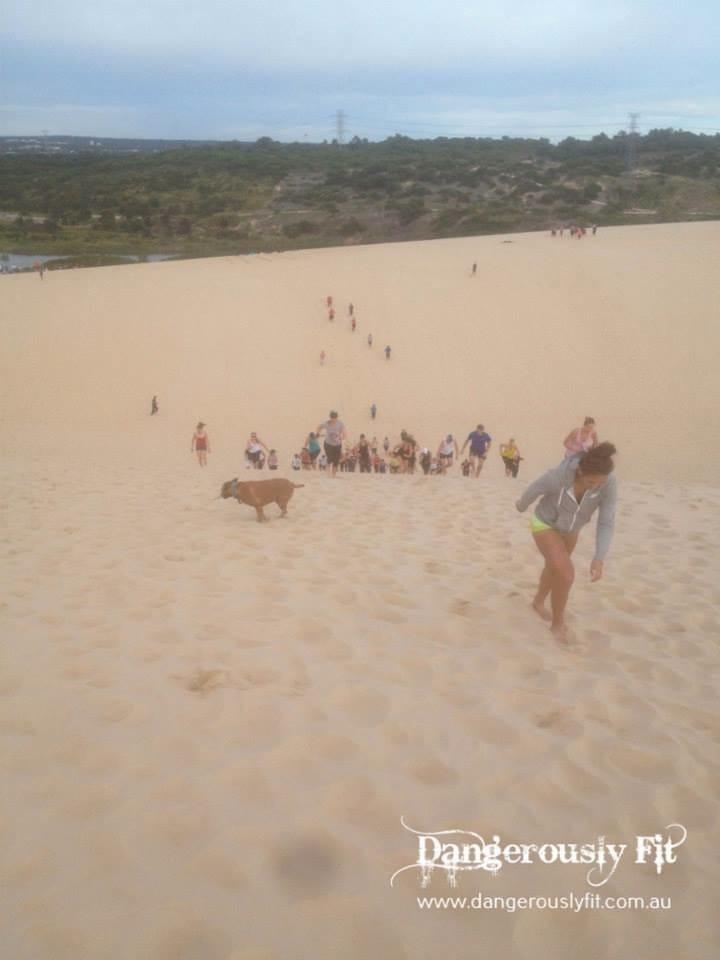 Sand Dunes immensity