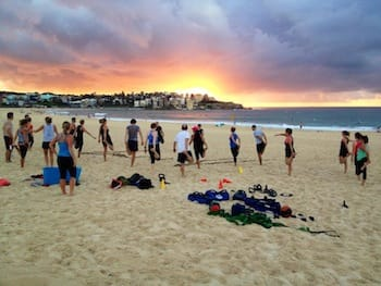 outdoor fitness bondi