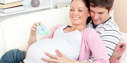 If you want to conceive, exercise, diet and lifestyle changes are extremely important.  Photo Credit: www.getting-pregnant-info.com