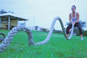 Battling Ropes And Crossfit Training A New Trend In Fitness