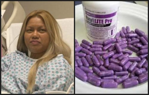 Phetsamone Senevoravong was hospitalized because of liver problem due to weight loss supplement OxyElite Pro.