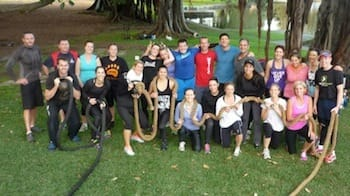 boot camp rushcutters bay