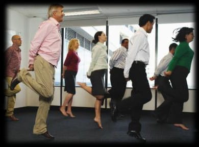 . An effective fitness program has lots of advantages to the employee, and the employer and stretches far beyond weight loss.  Photo Credit: super-trainer.com