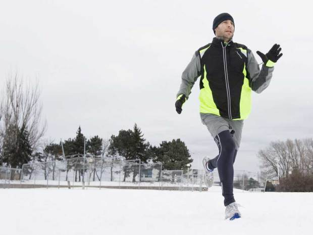 It has been shown that those who are a lot more active are less inclined to get sick and to be affected by common colds and also the seasonal flu. Photo Credit: life.nationalpost.com