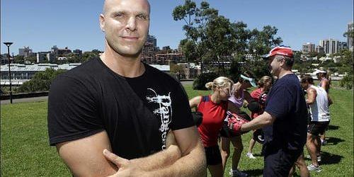 Meet Sydney celebrity trainer Neil Russell - Sporteluxe