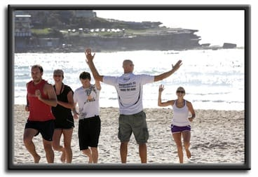 personal trainer Noosa