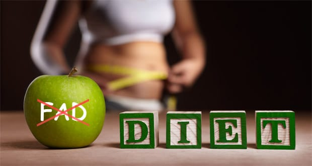 Keeping away from fad diets and going for a much healthier method of going on a diet is paramount to improving your overall health. Photo Credit: health.india.com