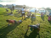 Joining bootcamps in the morning increases your chances of being consistent with your fitness plan