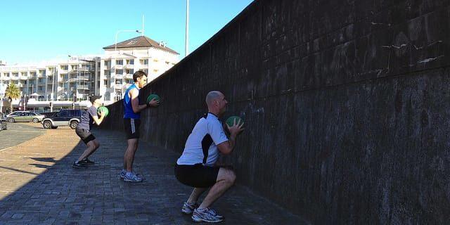 5 Exercises for Wrestlers