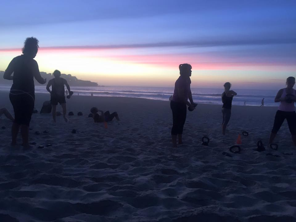 Bondi Sunrise March
