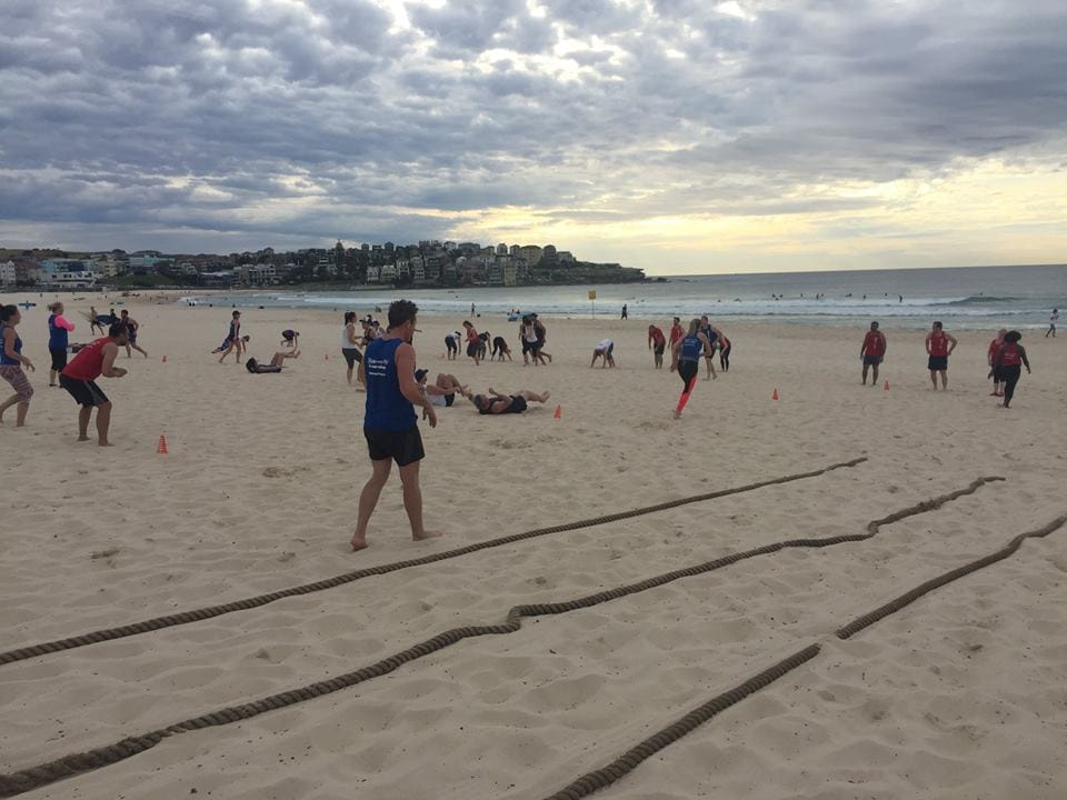 Bondi 6WB Workout