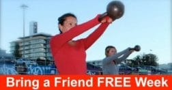 Bring a Friend FREE Week