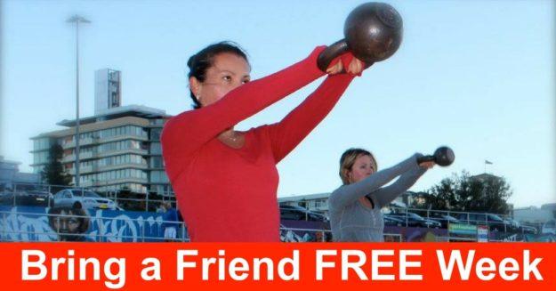 bring a friend free week