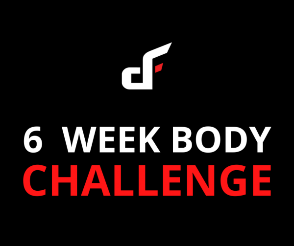 6 week body challenge